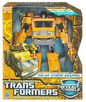 TRANSFORMER 2010 : HFTD : VOYAGER SOLAR STORM GRAPPEL  [SOLD OUT]