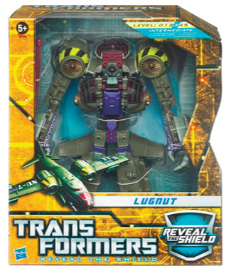 TRANSFORMER 2010 : HFTD : VOYAGER LUGNUT  [SOLD OUT]