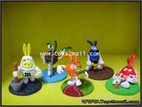 MASCOT : MM สินค้าพิเศษปี 2011 ต้อนรับปีกระต่ายขาว กับชุด MM กระต่ายแสนสนุก [SOLD OUT]