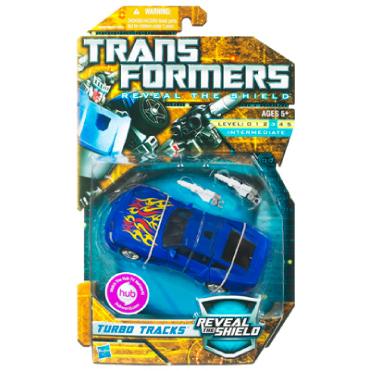 TRANSFORMER 2011 : REVEAL THE SHIELD : DX TURBO TRACKS [2]