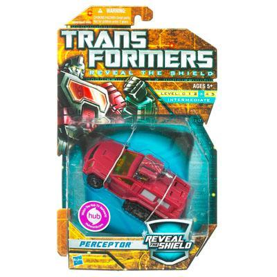 TRANSFORMER 2011 : REVEAL THE SHIELD : DX PERCEPTOR [SOLD OUT]