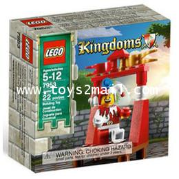 LEGO : LEGO KINGDOMS : 7953 Court Jester ตัวตลกวังหลวง [SOLD OUT]