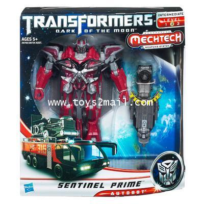 TF 3 DOTM : VOYAGER CLASS SENTINEL PRIME [SOLD OUT]
