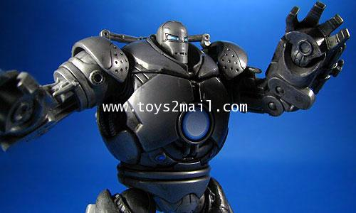 MARVEL AF: IRON MONGER IRONMAN THE MOVIE [SOLD OUT]