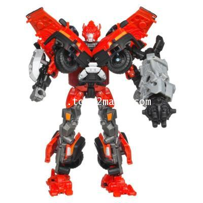 TF 3 DOTM : VOYAGER CANNON FORCE IRONHIDE [SOLD OUT]