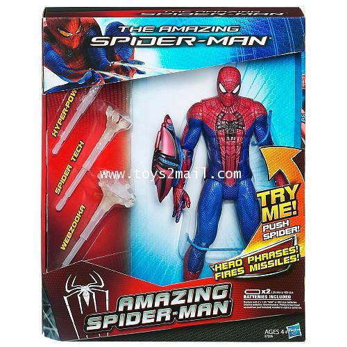 THE AMAZING SPIDER-MAN : Amazing SPIDER-MAN Electronic Figure [1]