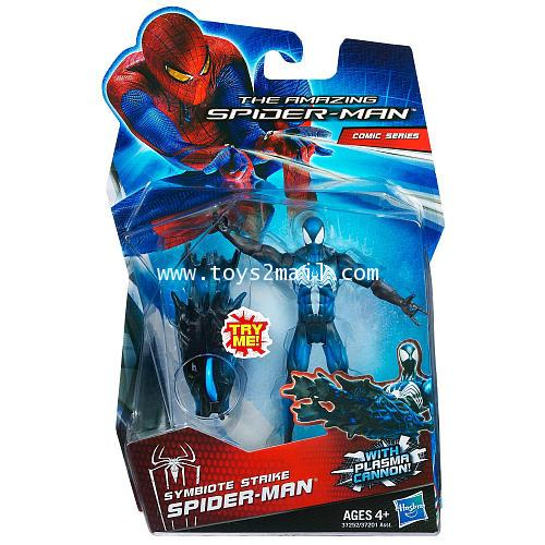 THE AMAZING SPIDER-MAN : SYMBIOTE STRIKE SPIDER-MAN รุ่น 3.75 นิ้ว [SOLD OUT]