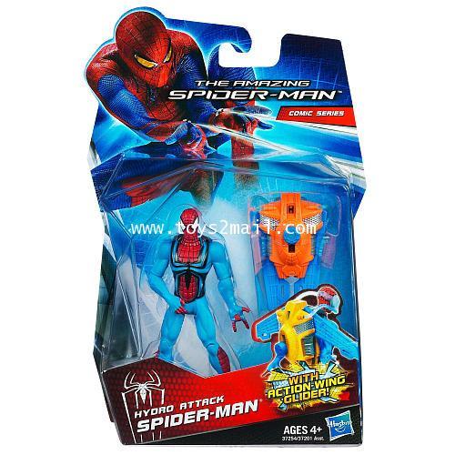 THE AMAZING SPIDER-MAN : HYDRO ATTACK SPIDER-MAN รุ่น 3.75 นิ้ว [3]