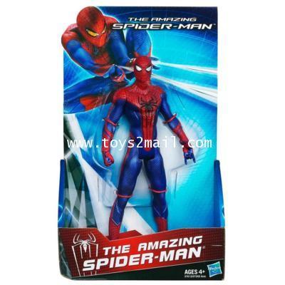THE AMAZING SPIDER-MAN : SPIDER-MAN รุ่น 8 นิ้ว สินค้าหายากมากๆครับ [1]
