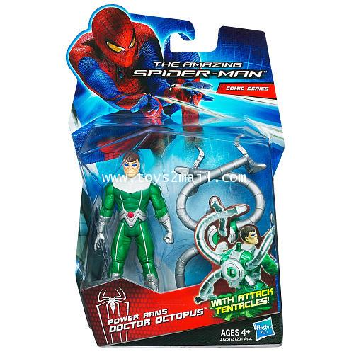 THE AMAZING SPIDER-MAN : POWER ARMS DOCTOR OCTOPUS รุ่น 3.75 นิ้ว [SOLD OUT]
