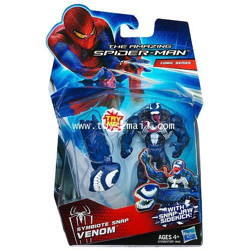 THE AMAZING SPIDER-MAN : SYMBIOTE SNAP VENOM รุ่น 3.75 นิ้ว [SOLD OUT]