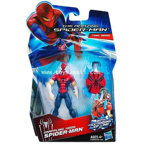 THE AMAZING SPIDER-MAN : GRAPPLING HOOK SPIDER - MAN รุ่น 3.75 นิ้ว [3]