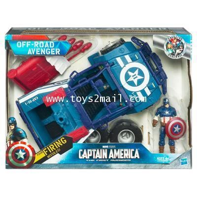 CAPTAIN AMERICA : OFF ROAD AVENGER CAPTAIN AMERICA [SOLD OUT]