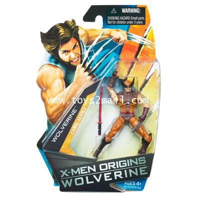 X-MEN ORIGINS WOLVERINE : 3.75 นิ้ว WOLVERINE Comic series [SOLD OUT]