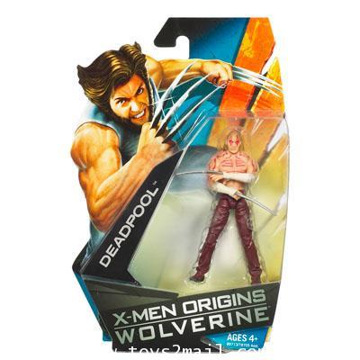 X-MEN ORIGINS WOLVERINE : 3.75 นิ้ว DEADPOOL Movie series [SOLD OUT]