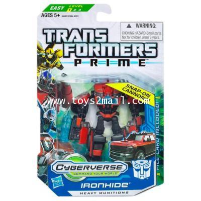 TF PRIME : CV COMMANDER IRONHIDE [SOLD OUT]