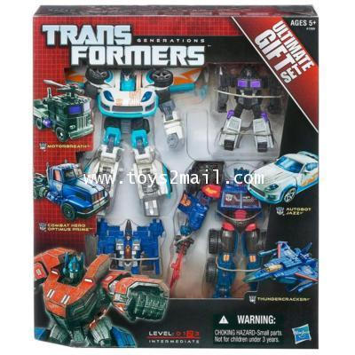 TF GENERATION : EXCLUSIVE ULTIMATE GIFT SET  [SOLD OUT]