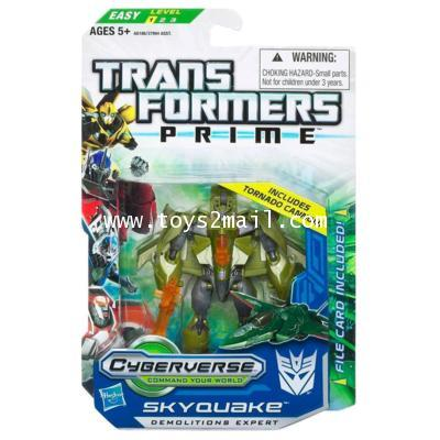 TF PRIME : CV COMMANDER SKYQUAKE [SOLD OUT]