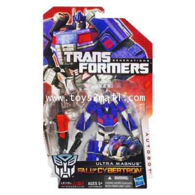 TRANSFORMERS FALL OF CYBERTRON : DX ULTRA MAGNUS [SOLD OUT]