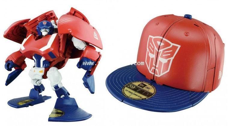 TF ECT : TF CAP BOT [RED] OPTIMUS PRIME สินค้าใหม่ล่าสุดจาก TAKARA [SOLD OUT]
