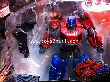 TRANSFORMERS FALL OF CYBERTRON : TG-01 DX OPTIMUS PRIME TAKARA [SOLD OUT]