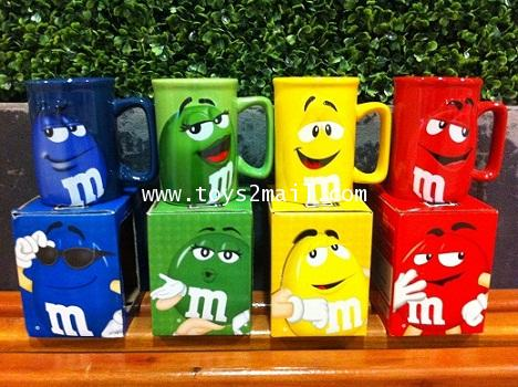 MASCOT : แก้วMUG MM ครบชุดสินค้าจากต่างประเทศหาได้ยากมากๆค่ะ [1]