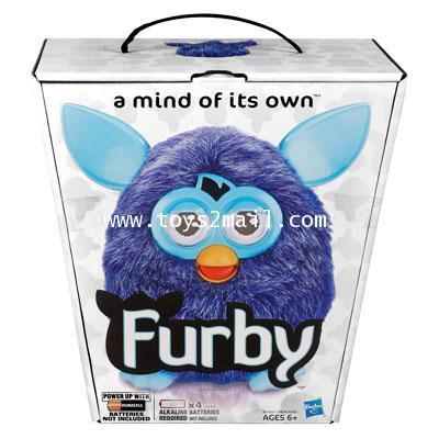 NEW FURBY 2013 : FURBY NAVY BLUE สีน้ำเงินเข้ม สุขุมนุ่มลึก เป็นผู้ใหญ่ และ น่าค้นหา [ON THE WAY]