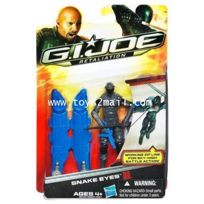 G.I.Joe RETALIATION : SNAKE EYES [SOLD OUT]