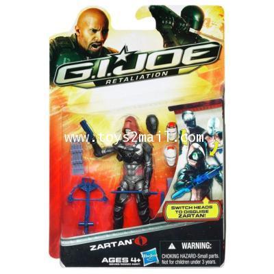 G.I.Joe RETALIATION : ZARTAN หายากครับ [SOLD OUT]