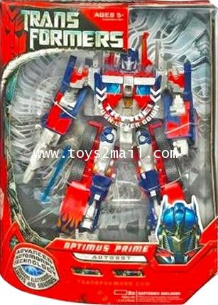 TRANSFORMERS MOVIE : LEADER OPTIMUS มือ 2 สภาพกิ๊ปๆ [USED] [SOLD OUT]