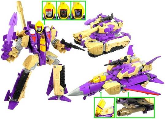 TF 30th GENERATION : VOYAGER BLITZWING [SOLD OUT]