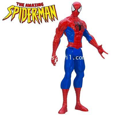 MARVEL TITAN HERO SERIES : SPIDER-MAN สินค้าขนาดใหญ่สูง 12 นิ้ว [SOLD OUT]