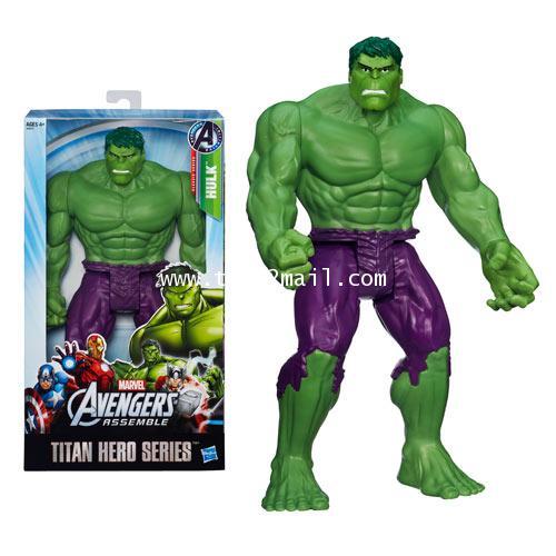 TITAN HERO SERIES : THE AVENGERS HULK สินค้าขนาดใหญ่สูง 12 นิ้ว [SOLD OUT]