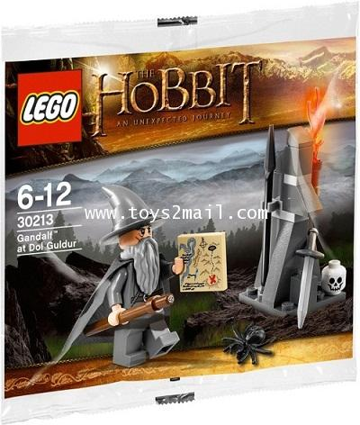 LEGO HOBBIT : N0.30213 THE HOBBIT AN UNEXPECTED JOURNEY สินค้า EXCLUSIVE [SOLD OUT]