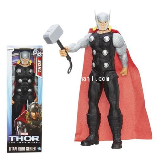 TITAN HERO SERIES : THOR THE DARK WORLD สินค้าขนาดใหญ่สูง 12 นิ้ว [SOLD OUT]