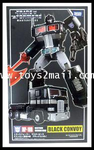TRANSFORMERS MASTERPIECE : MP-10B BLACK CONVOY TAKARA [SOLD OUT]