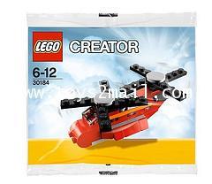 LEGO CREATOR : No. 30184 LITTLE HELICOPTER เฮลิคอปเตอร์แดง [8]