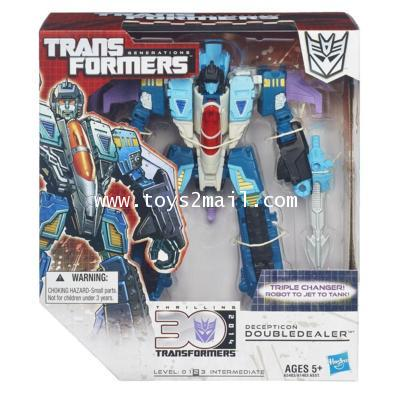 TF 30th GENERATION : VOYAGER DOUBLEDEALER [SOLD OUT]