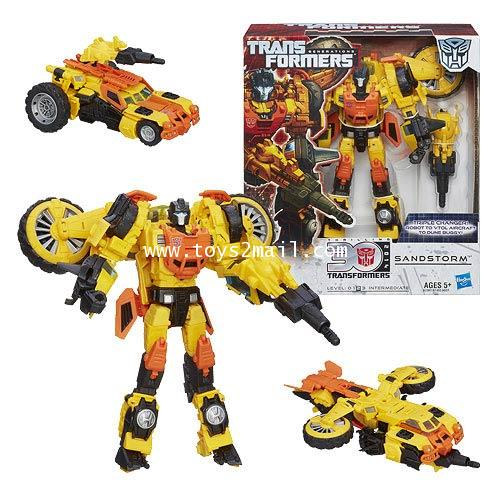 TF 30th GENERATION : VOYAGER SANDSTORM [SOLD OUT]