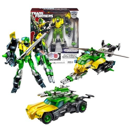 TF 30th GENERATION : VOYAGER SPRINGER [SOLD OUT]