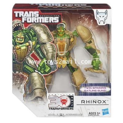 TF 30th GENERATION : VOYAGER RHINOX [SOLD OUT]