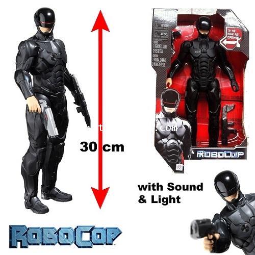 ROBOCOP 2014 : ROBOCOP 3.0 TALKING 30 cm. ภาพยนต์โรโบคอปภาคใหม่ล่าสุด Jada TOYS [ล้างสต๊อก] [SOLD]