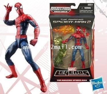 THE AMAZING SPIDER-MAN 2 : THE AMAZING SPIDER-MAN จุดขยับเทพ พร้อมชิ้นส่วน BAF. [SOLD OUT]