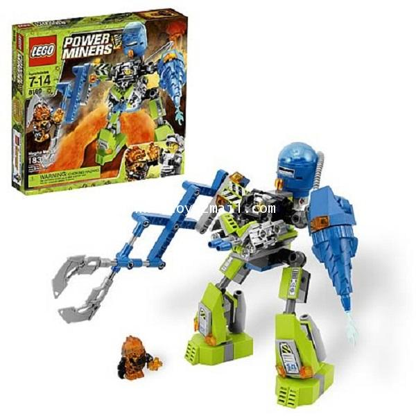 LEGO POWER MINERS : No. 8189 POWER MINERS ชุด Power Suit [SOLD OUT]