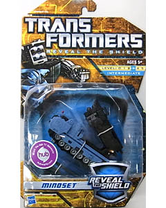 TRANSFORMER 2010 : REVEAL THE SHIELD : DX CLASS MINOSET [SOLD OUT]