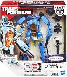 TF 30th GENERATION : VOYAGER AUTOBOT WHIRL [SOLD OUT]
