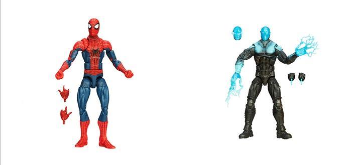 THE AMAZING SPIDER-MAN 2 : THE AMAZING SPIDER-MAN + ELECTRO MOVIE Ver. ไม่มีชิ้นส่วน BAF. [SOLD]