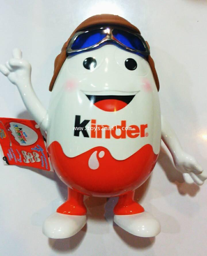 MAGIC KINDER : MAGIC KINDER CHOCOLAT 2014 LIMITED EDITION PILOT Ver. รุ่นบรรจุ 7 ลูก [SOLD OUT]