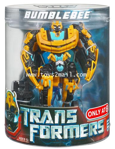 TRANSFORMERS MOVIE : DX BUMBLEBEE ALLSPARK TARGET EXCLUSIVE หายากครับ [SOLD OUT]