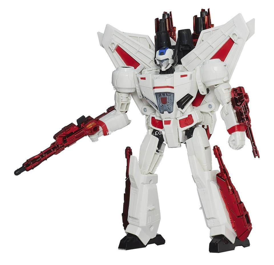 TRANSFORMERS 30th GENERATION : LEADER CLASS JETFIRE [SOLD OUT]